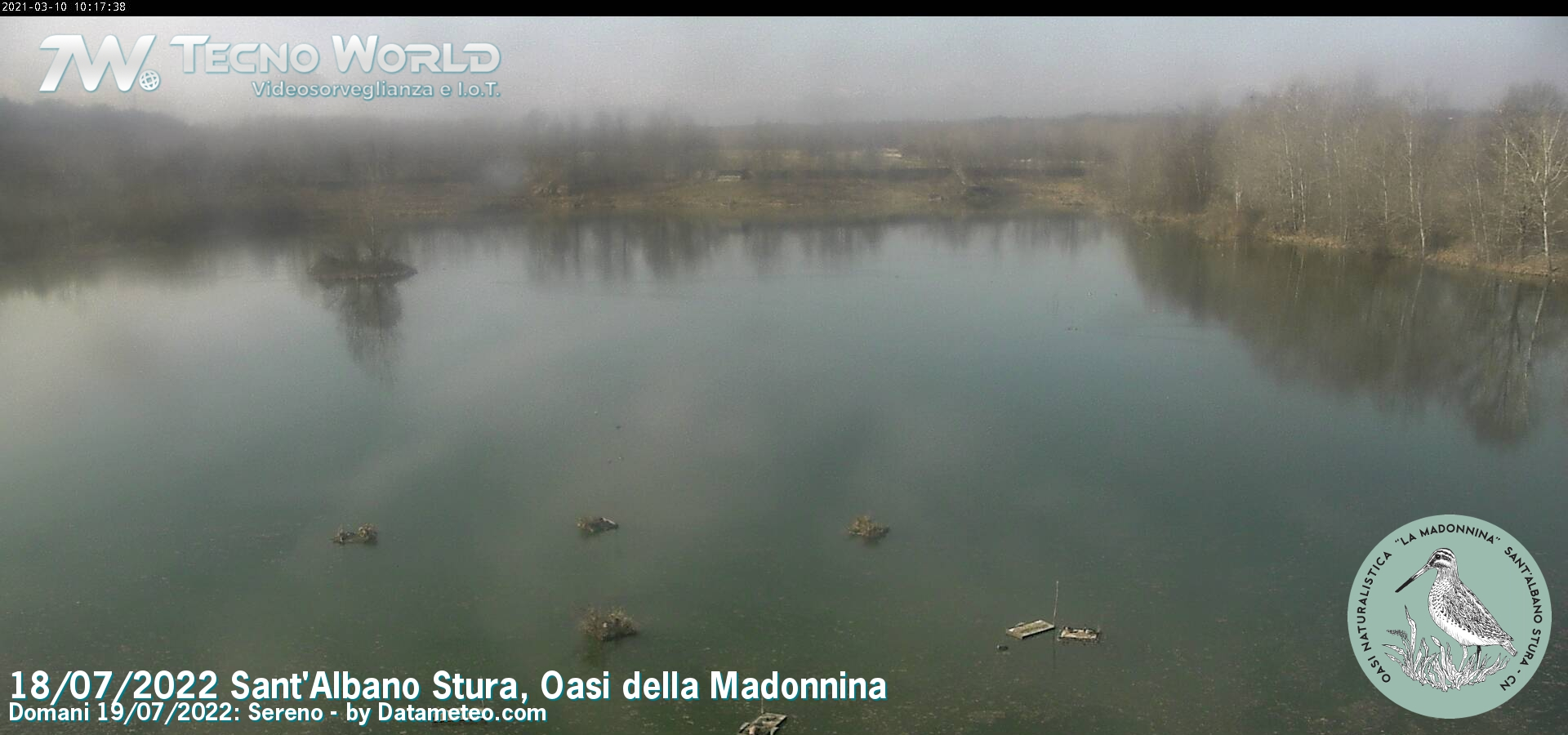 Sant'Albano Stura, Oasi della Madonnina