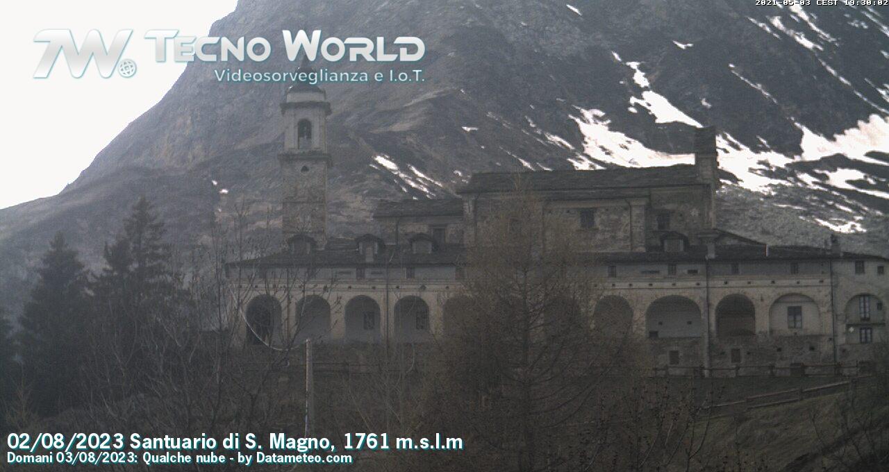 Castelmagno Santuario