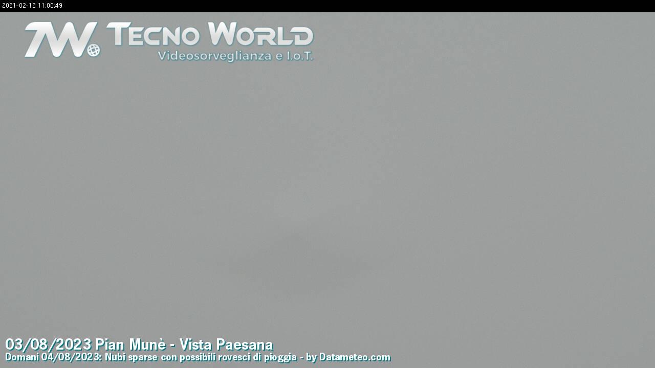 Webcam <br><span> pian munè</span>